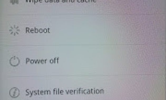 Cara Flash Firmware Oppo F1
