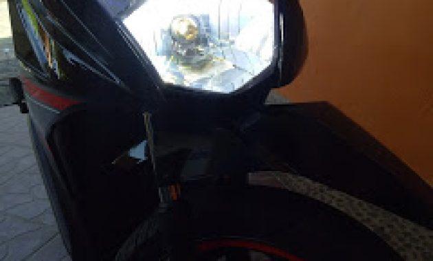 Ganti Lampu LED Honda Beat ESP