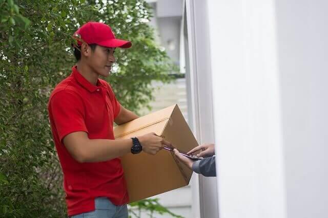 Jasa kurir barang adalah salah satu peluang usaha dengan modal kecil