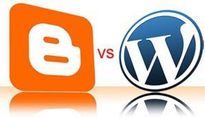 Wordpress vs Blogger Bagusan Mana