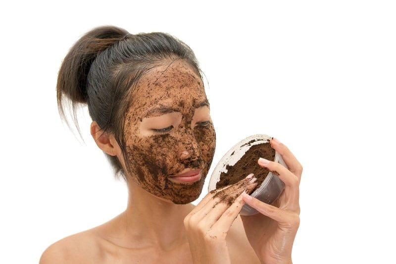 Manfaat Ampas Kopi untuk Masker Wajah