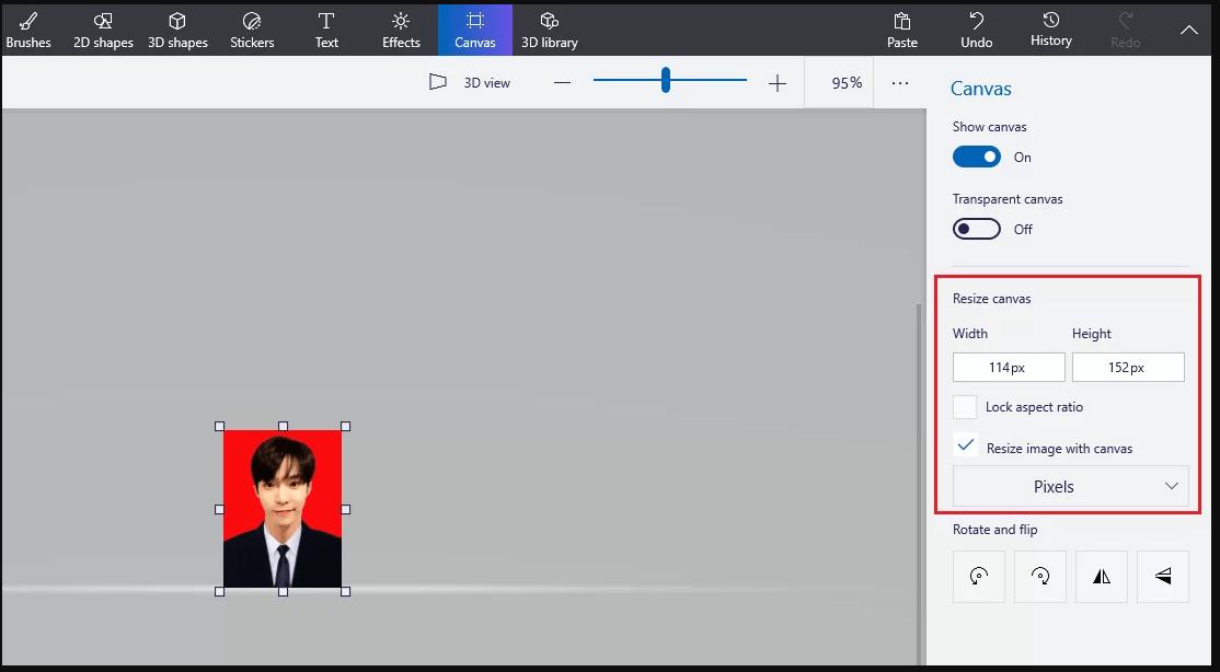 Cara Mengubah Ukuran Foto Menjadi 3x4