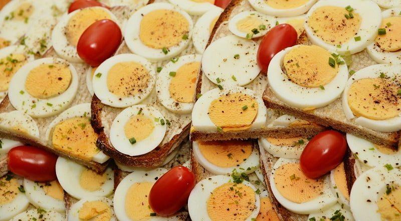 Manfaat Telur Rebus